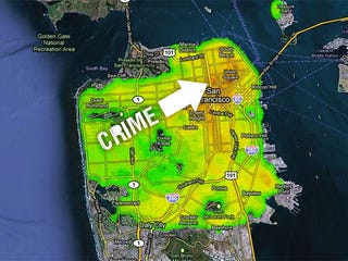 previously mentioned craigslist rental mapping tool padmapper can now overlay a heat map of reported crimes in select us cities if youre looking for a new