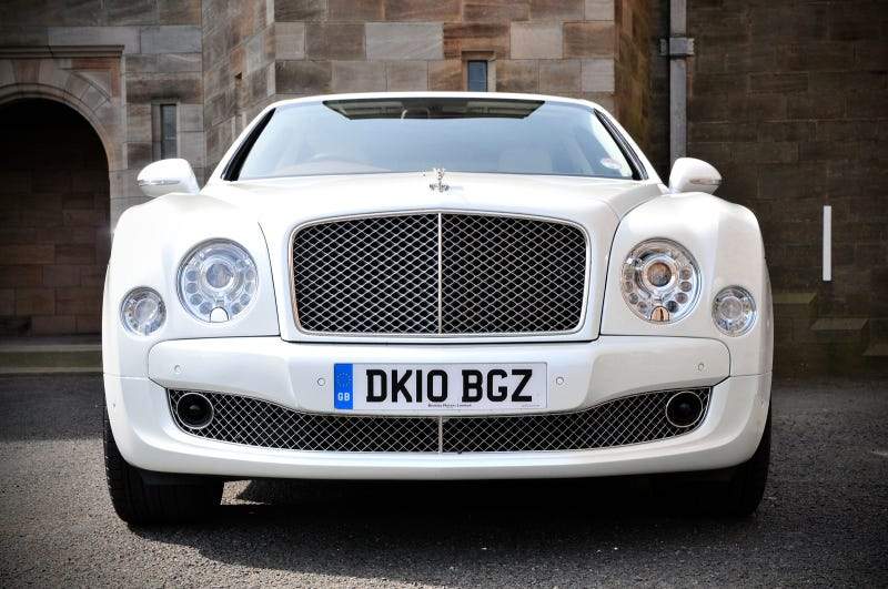 Illustration for article titled Bentley Mulsanne: First Drive