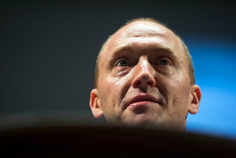 Former Trump aide denies wrongdoing amid reports of Russian Federation probe