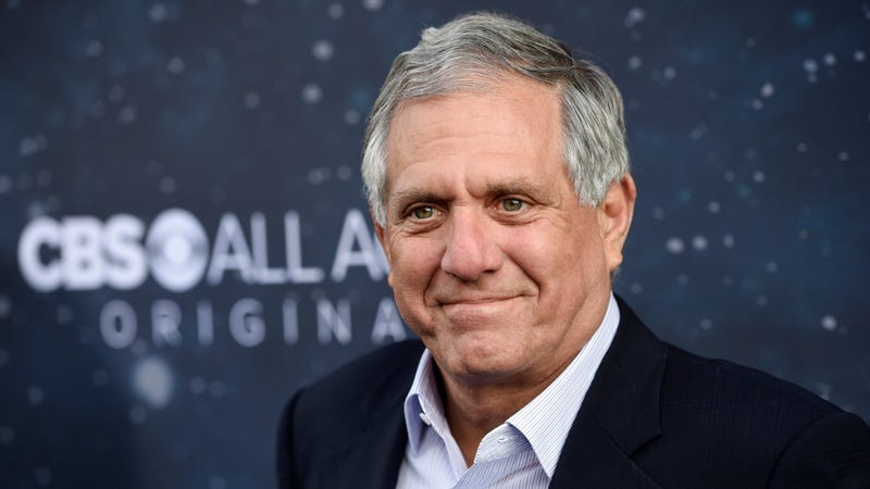 Illustration for article titled CBS Executive Says the Company Is Taking Les Moonves Allegations Seriously and Then Inspires Zero Faith That He Means It