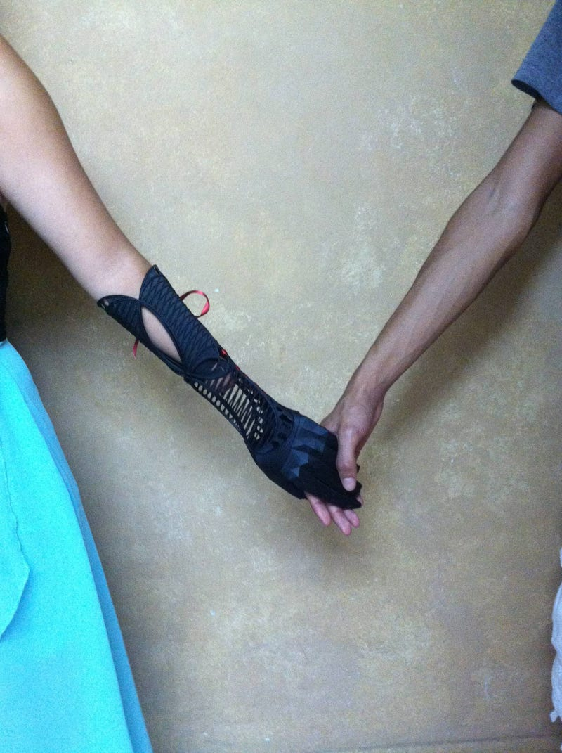 Illustration for article titled Stylish 3D-Printed Prosthetic Arm