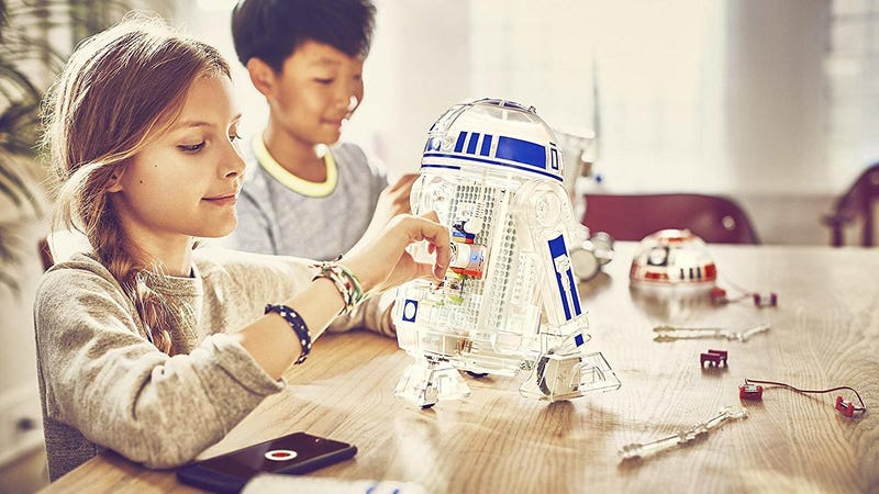 littleBits R2D2 Droid Inventor Kit | $71 | Amazon
