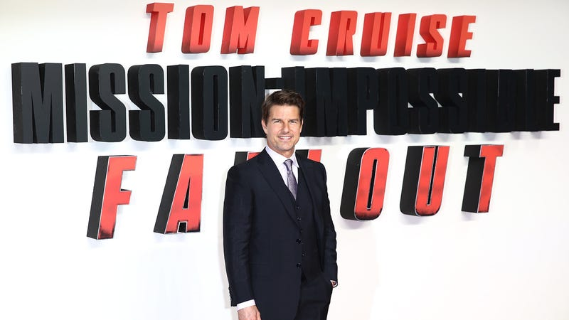 Illustration for article titled Yesterday nearly rid the world of Tom Cruise, too