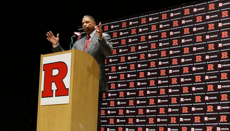 Illustration for article titled Eddie Jordan Admits He Didn't Graduate From Rutgers [UPDATE]