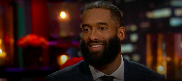 Did the first Black Bachelor pick the racist lady? He sure did!