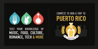 Illustration for article titled Test Your Tech Knowledge and Compete to Win a Trip to Puerto Rico