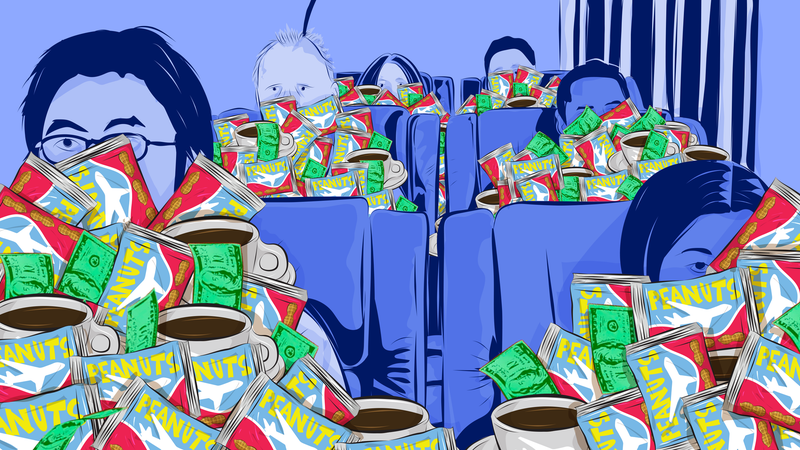 Illustration for article titled All the Ways Airlines Are Trying to Win Back Your Business