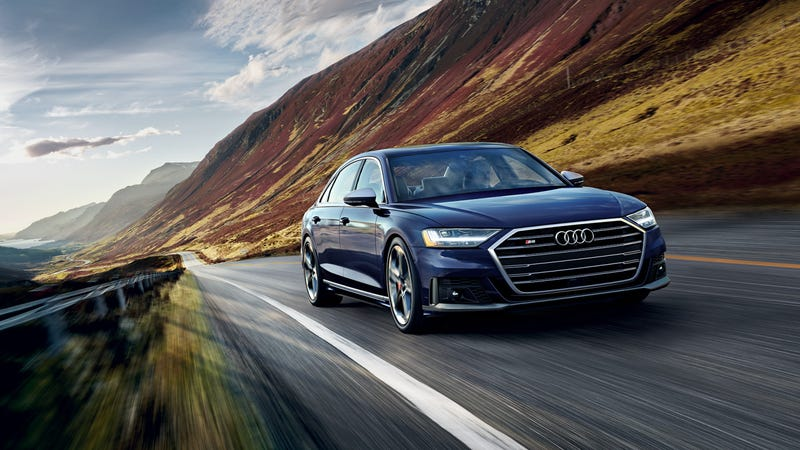 Illustration for article titled The 2020 Audi S8 starts at $129,500