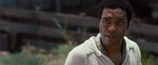 Chiwetel Ejiofor as Solomon Northup in 12 Years a SlaveYouTube