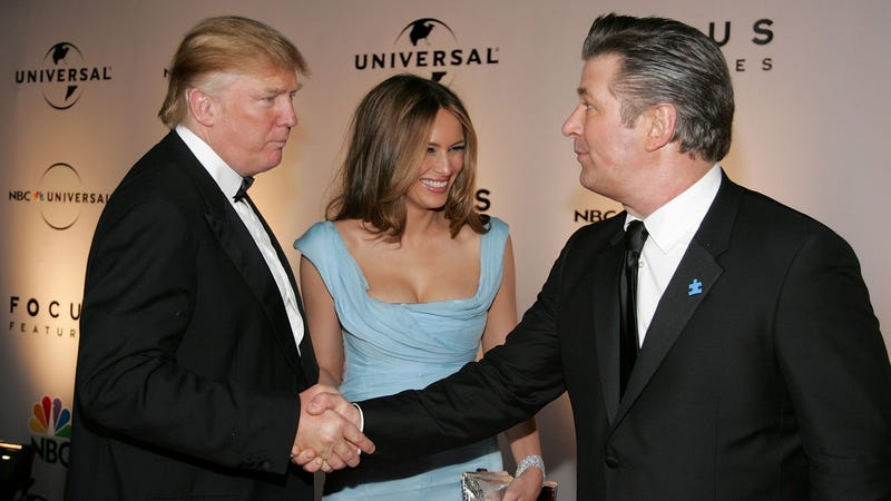 Illustration for article titled Alec Baldwin Wants to Know if Donald Trump Is Threatening Him