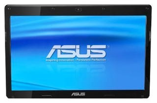 Illustration for article titled Asus Building Eee Pad to Counter Apple Tablet?