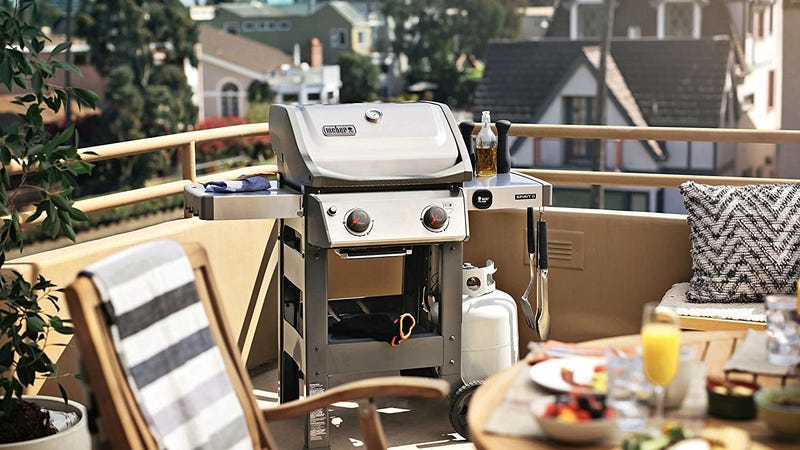 Weber Spirit II Gas Grill + Free Expert Assembly | $349 | Amazon