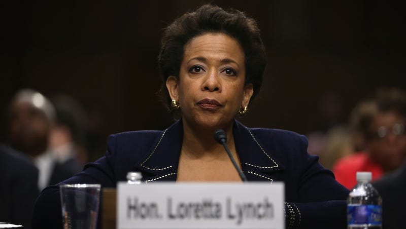 Illustration for article titled Loretta Lynch Confirmed as Attorney General After Embarrassing Delay