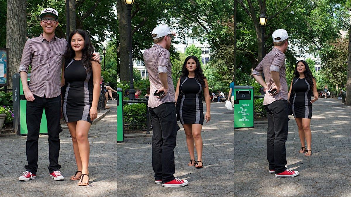 We Tried Mark Zuckerberg's Tricks for Looking Taller in Photos