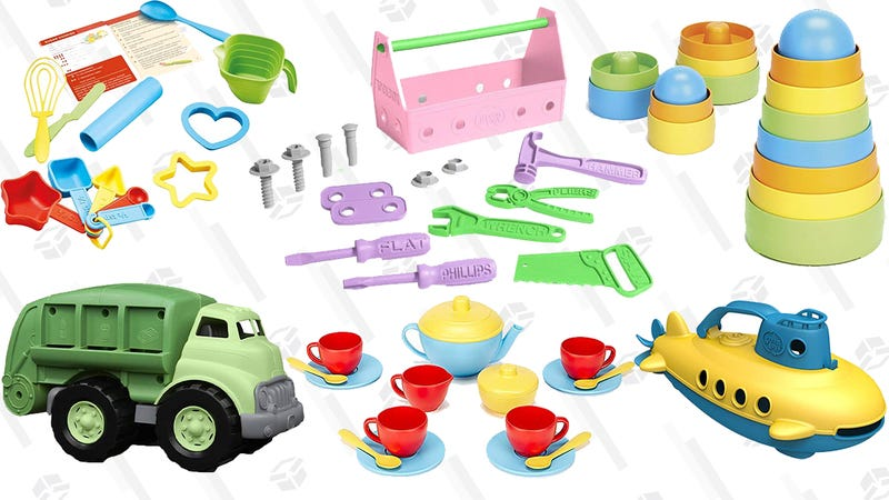 Green Toys from $4 | Amazon