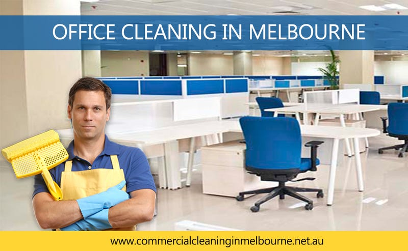 Illustration for article titled Office Cleaning In Melbourne