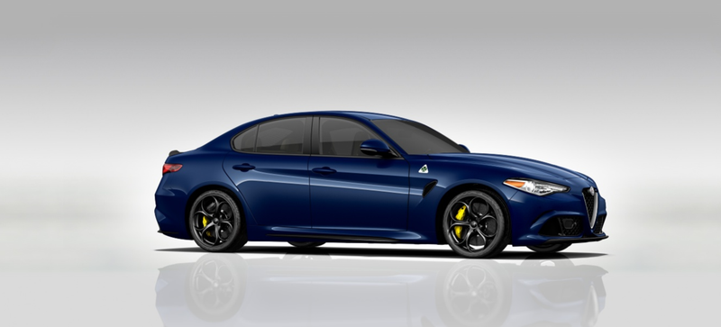 Illustration for article titled You Can Officially Begin Piecing Together Your Own Alfa Romeo Giulia Now