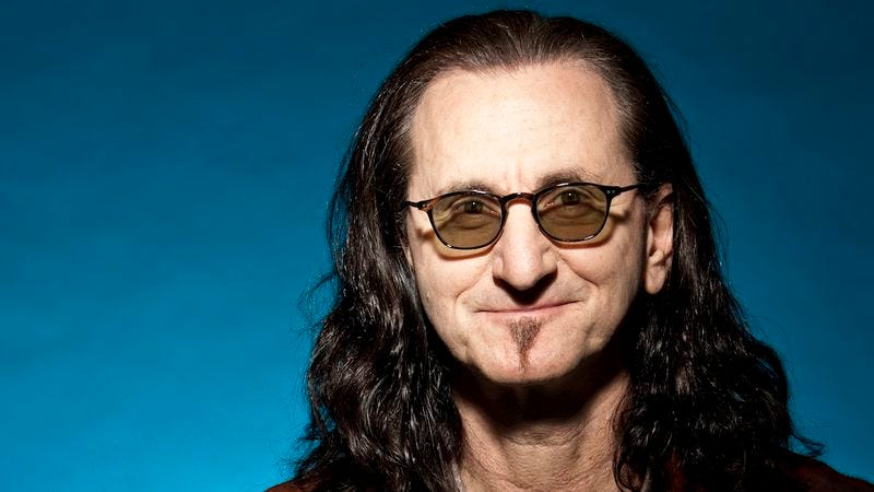 Illustration for article titled Geddy Lee on 40 years of Rush