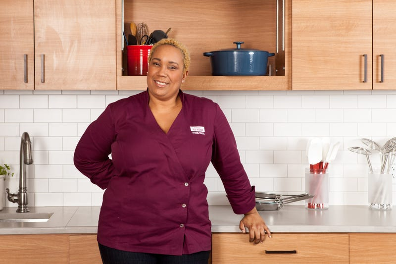 South Eastern Michigan S Premiere Kitchen: On Reinvention And Remission: Chef Elle Simone Scott Is
