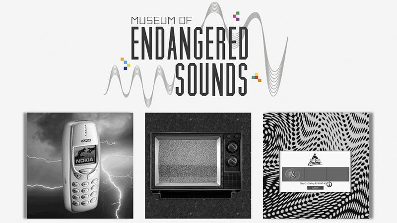 Illustration for article titled Museum of Endangered Sounds Ensures Your Kids Will Know What a VCR Sounded Like