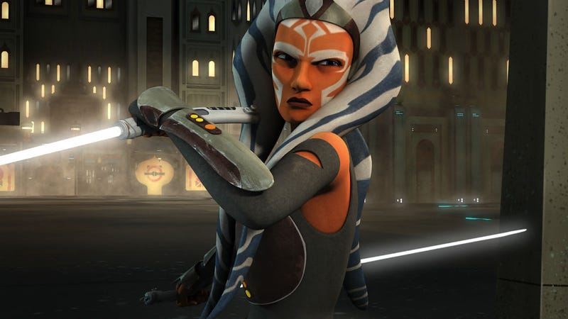 "Illustration for article titled Star Wars Rebels Just Gave Us A Glimpse At ""The Future Of The Force"""