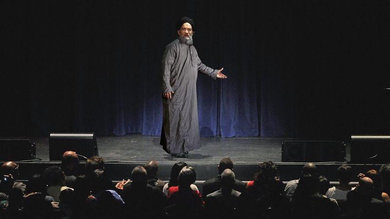 Illustration for article titled Ayman Al-Zawahiri Delivers TEDTalk On Changing Face Of Terrorism