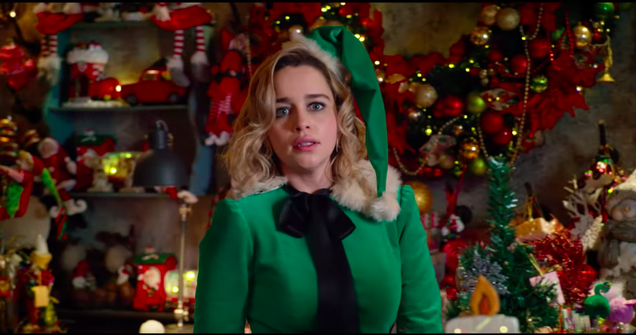 Love, Christmas, and London reunite in the trailer for Paul Feig's Last Christmas, starring Emilia Clarke