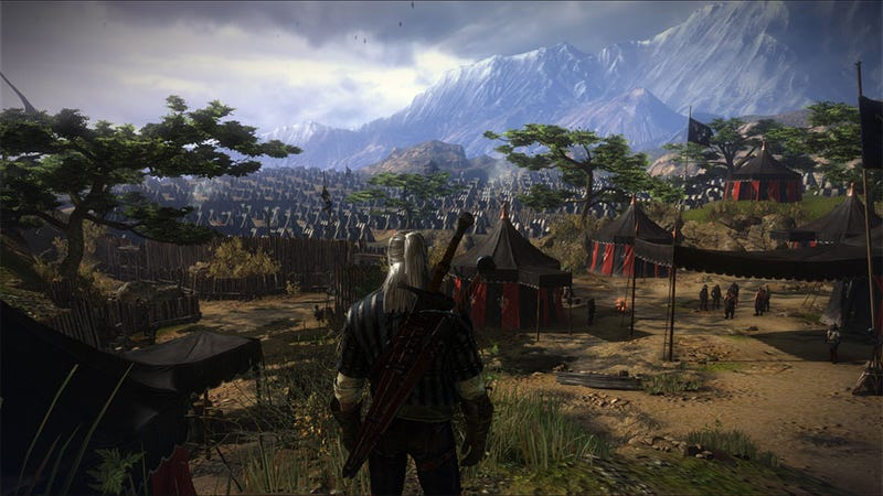 Illustration for article titled This Week's Witcher 2 Update Changes Everything