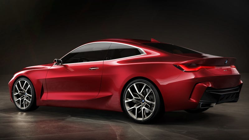 Illustration for article titled This is a weird looking Infiniti Q60