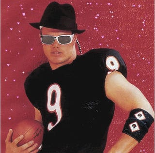 Illustration for article titled How Jim McMahon Terrorized New Orleans During Super Bowl XX