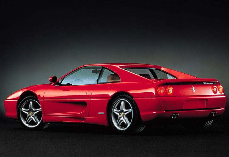 Here S Why You Should Never Buy A Ferrari F355