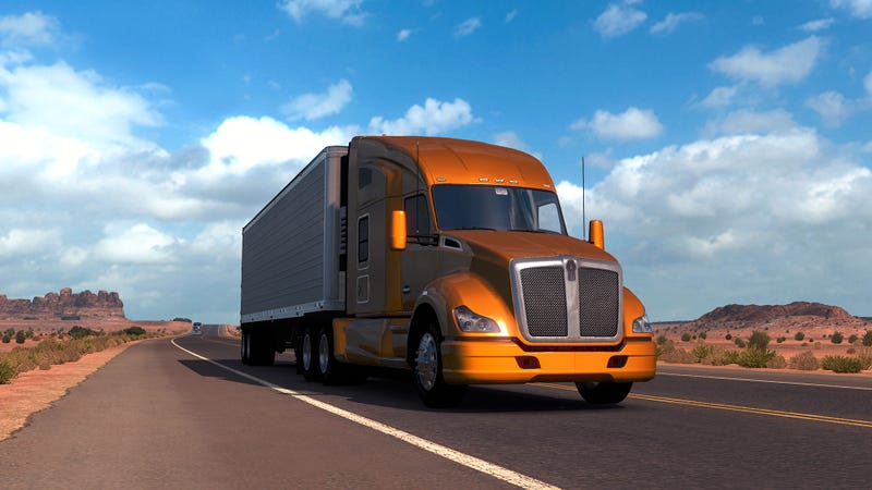 Illustration for article titled American Truck Simulator is on sale for $10...