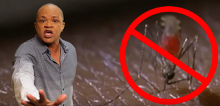 Dr Michael Abrahams educates the public about the Zika virus in a video.YouTube screenshot