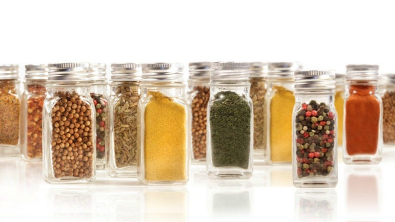 How to Stock a Spice Cabinet