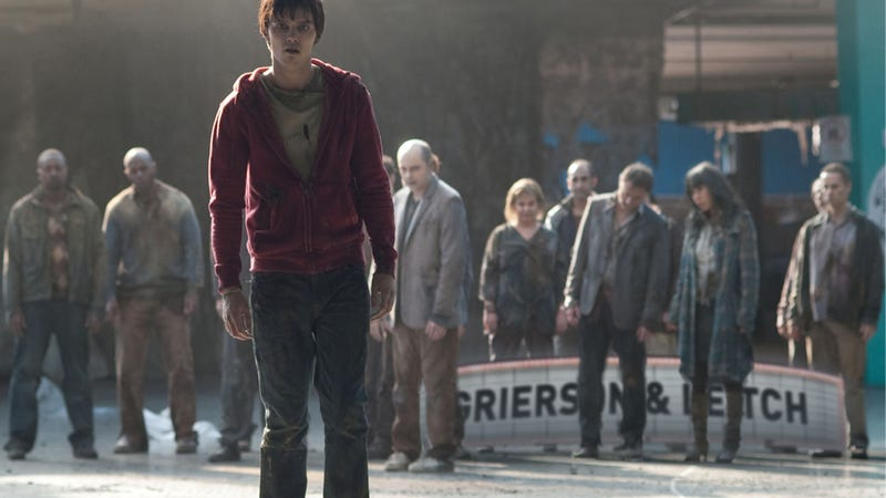 Illustration for article titled Warm Bodies Is the Zombie Romance You Didn't Know You Wanted