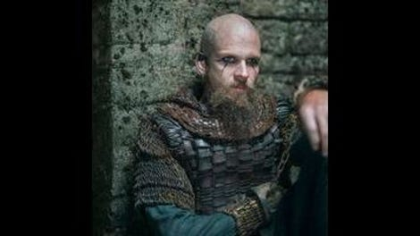 Ragnar's storm-tossed journey leads to his enemy's door on a