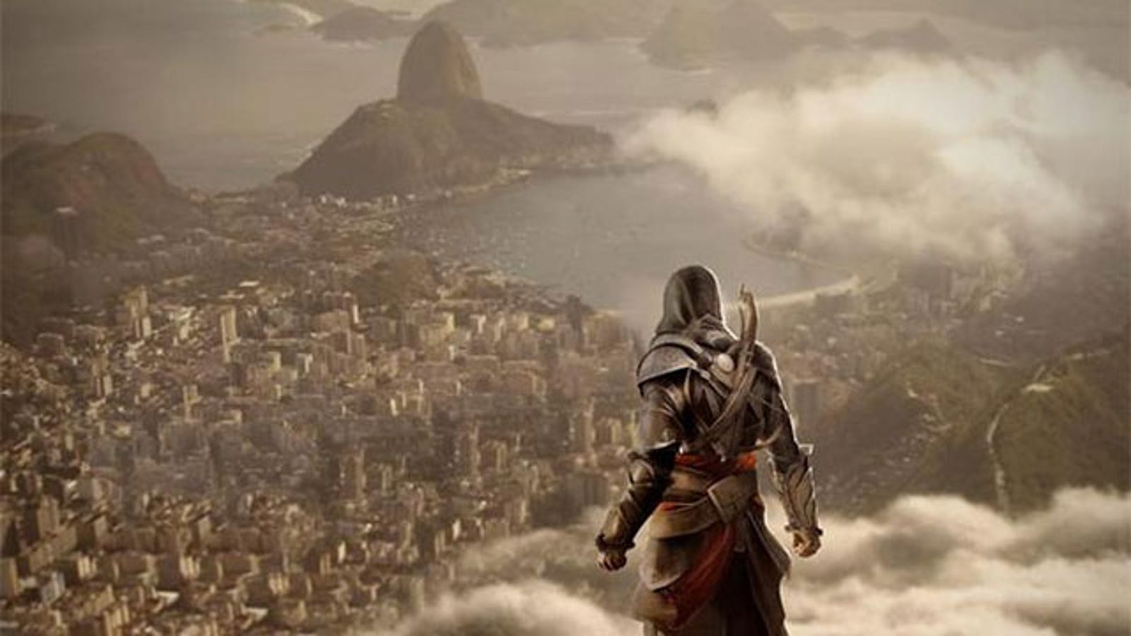The Next Assassin's Creed Game Will Be Set In... Brazil?