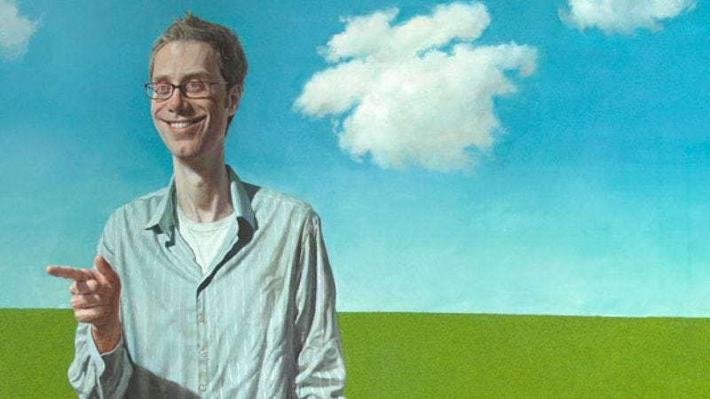 Illustration for article titled Stephen Merchant