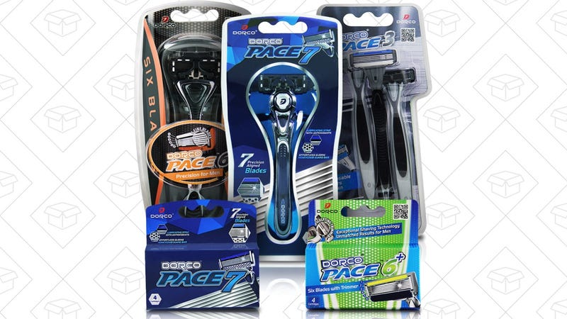 Dorco Back to School Pack, $19 with code KINJA8817