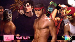 Illustration for article titled Fight Club - Smash Launch Day Edition!