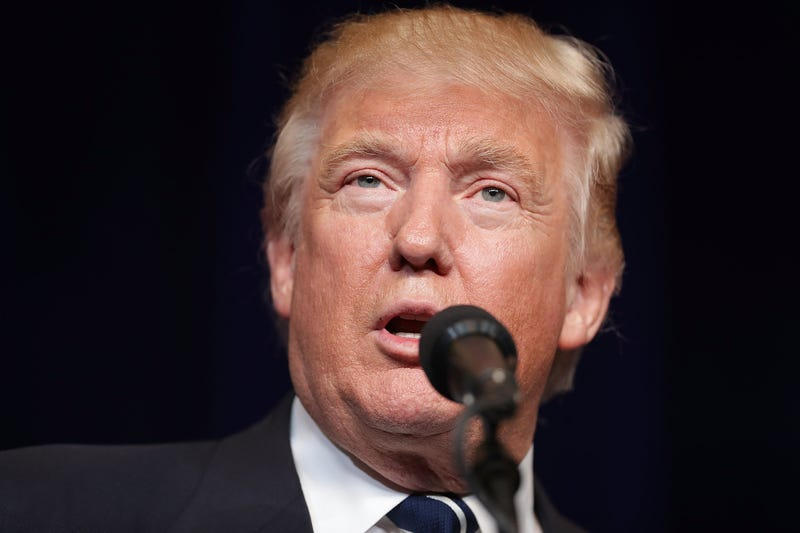 Republican presidential nominee Donald Trump Chip Somodevilla/Getty Images