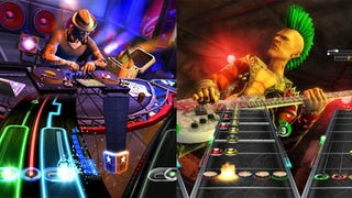 Illustration for article titled It's Double Demo Day For DJ Hero 2 And Warriors Of Rock