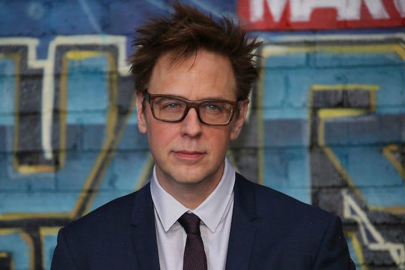 James Gunn, el director de Guardianes de la Galaxia, fue despedido por Disney.