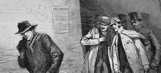 Illustration for article titled That DNA Evidence Identifying Jack the Ripper Was Wrong After All