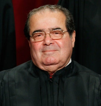 Illustration for article titled Questioning Justice Scalia's Alternative Lifestyle