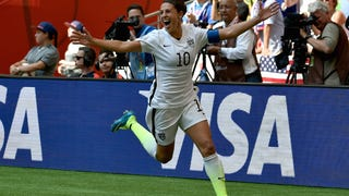 For 16 Minutes, Carli Lloyd Was The Greatest Player Of All Time