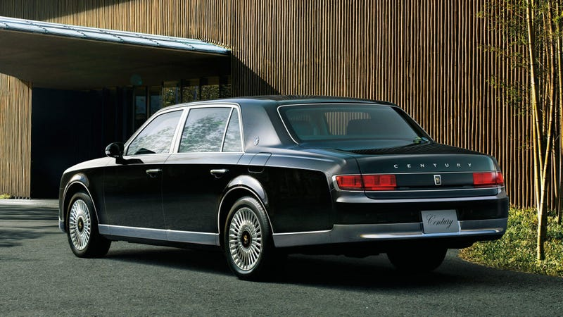 Illustration for article titled Japan's 126th Emperor Too Cool for a Top, Orders First-Ever Toyota Century Convertible