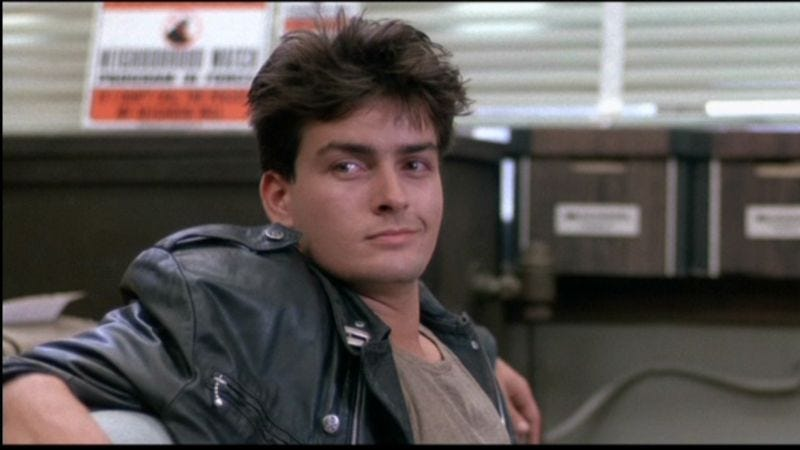 Illustration for article titled Charlie Sheen will reprise his Ferris Bueller character on The Goldbergs