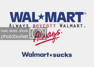 Illustration for article titled Walmart sucks, episode 672