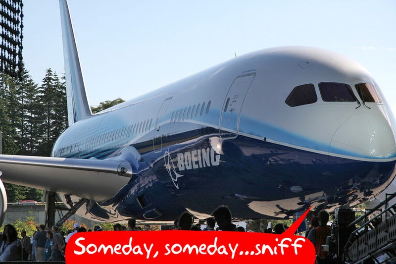 Illustration for article titled Boeing's 787 Dreamliner Delayed Again